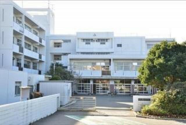 中学校 栗田谷中学校