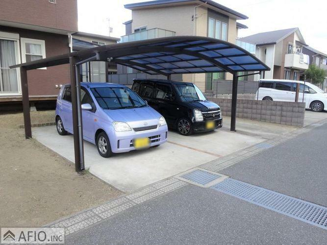 駐車場 カースペース