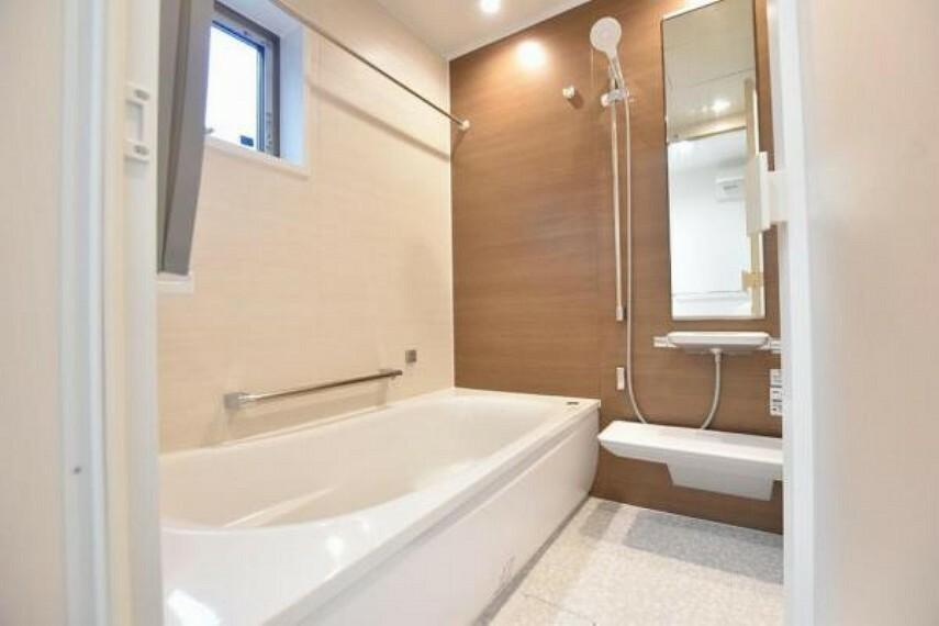 浴室 バスルーム お風呂でゆったりと一日の疲れを癒すことができます!