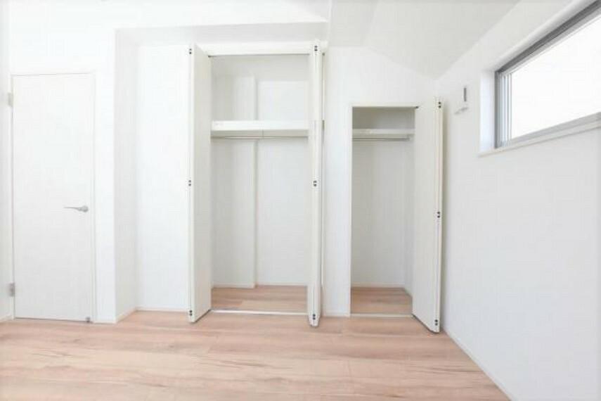 収納 2階洋室6.3帖収納