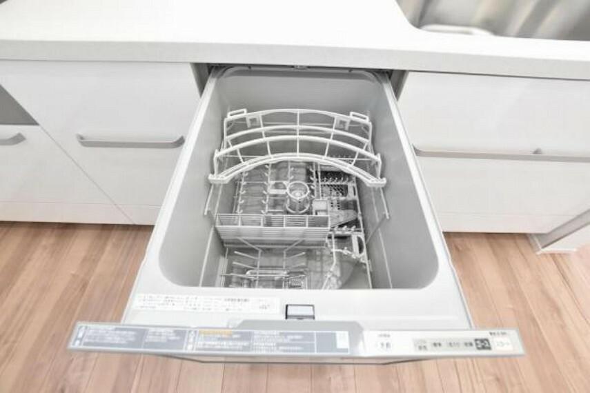 キッチン 食洗機 毎日の家事の負担を軽減できます!
