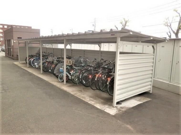 現況写真 自転車置場