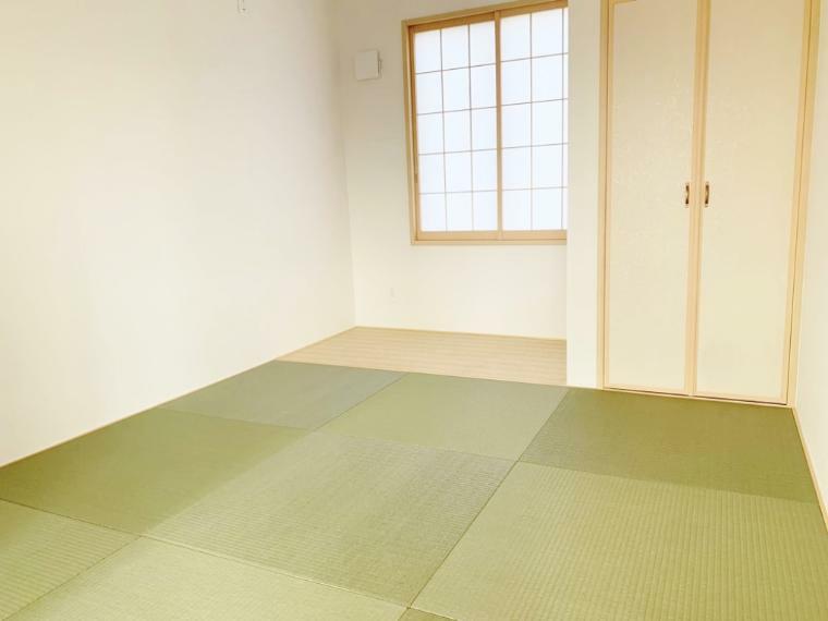 和室 床の間のある1階和室