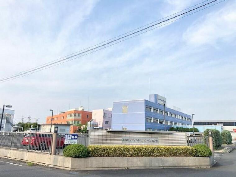 とちぎメディカルセンターとちのき・・・慢性期の状態の患者さんのための病院として新たな歴史を刻み始めた病院です。