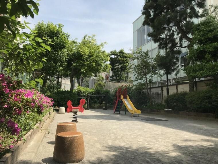 公園 【公園】神宮前五丁目児童遊園まで169m