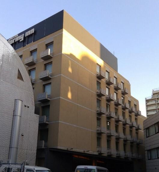 【その他】ドーミーインPREMIUM渋谷神宮前まで583m