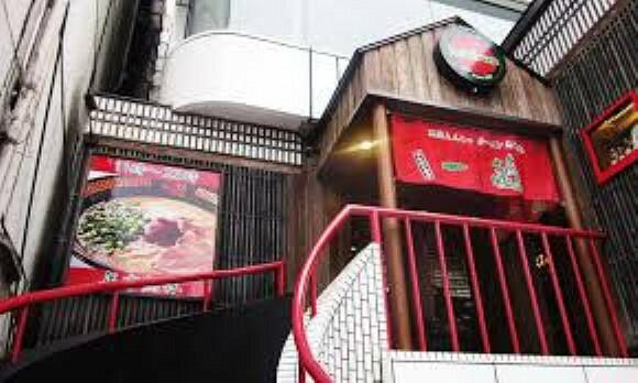 【ラーメン】一蘭 原宿店まで512m