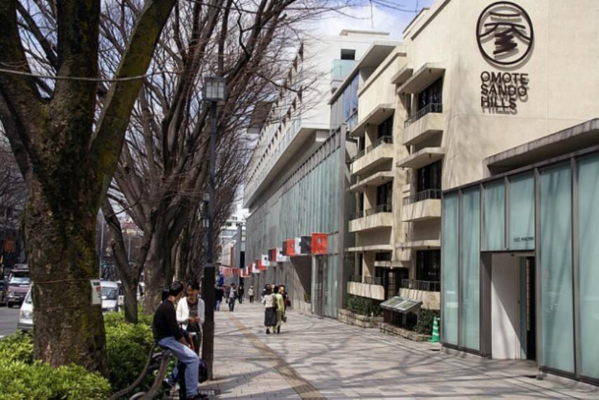 ショッピングセンター 【ショッピングセンター】表参道ヒルズまで666m