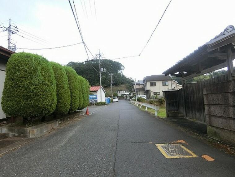 現況写真 「東青梅」駅徒歩圏内です。