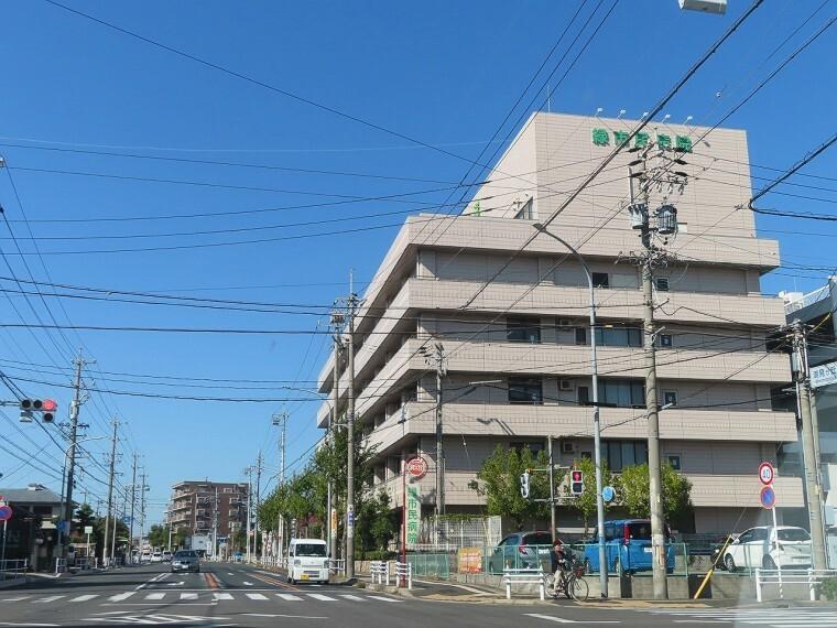 病院 名古屋市立緑市民病院