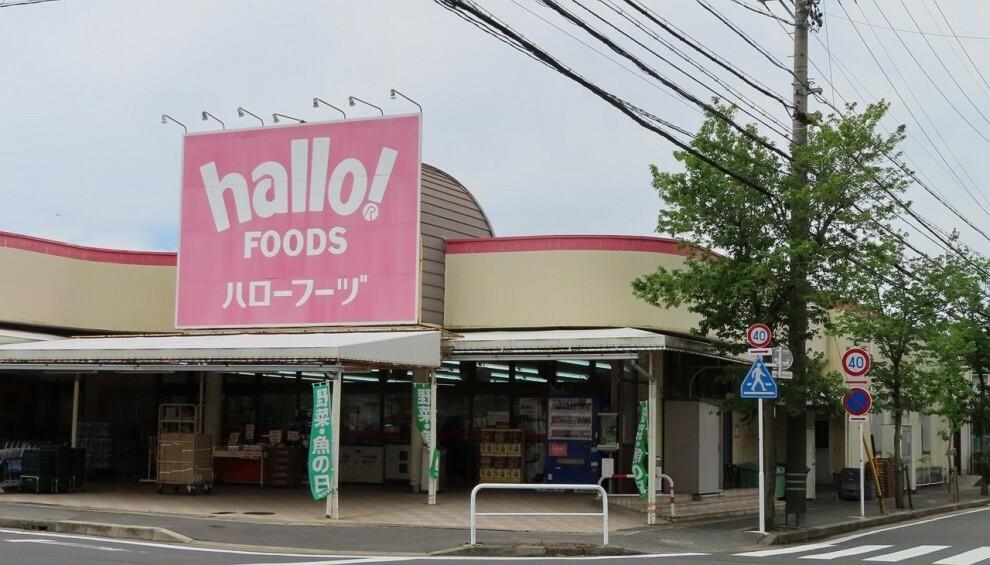 スーパー ハローフーヅ 菅田店