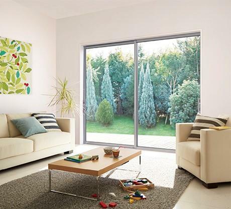 冷暖房・空調設備 LIXIL サーモスL アルミと樹脂のハイブリッド構造で、高い断熱性能を実現。また、フレームを隠して熱のロスを低減する「フレームイン構造」により、室内からフレームが見えず、すっきりとした窓辺を実現。 ※高性能ハイブリッド窓 『サーモスL』シリーズからの選択となります