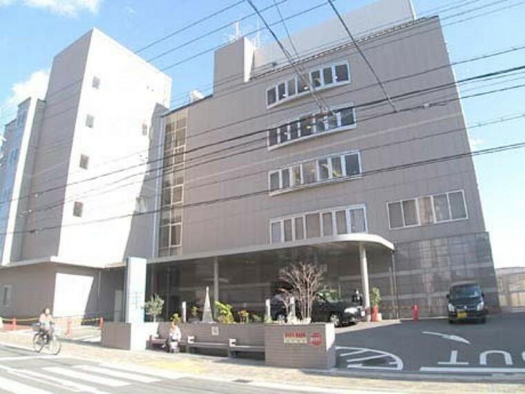 病院 社会福祉法人京都社会事業財団西陣病院