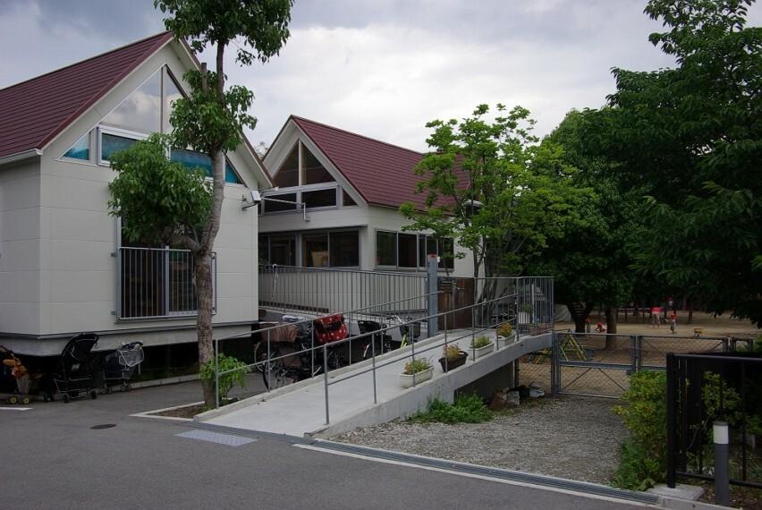 幼稚園・保育園 【保育園】多田こどもの森保育園まで1769m