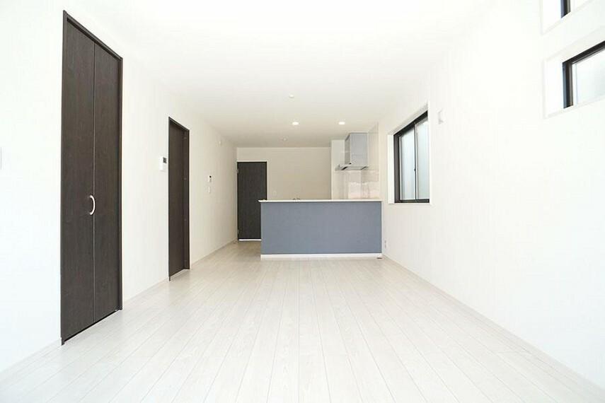 居間・リビング ~living room~快適性とゆとりをデザインしたリビング