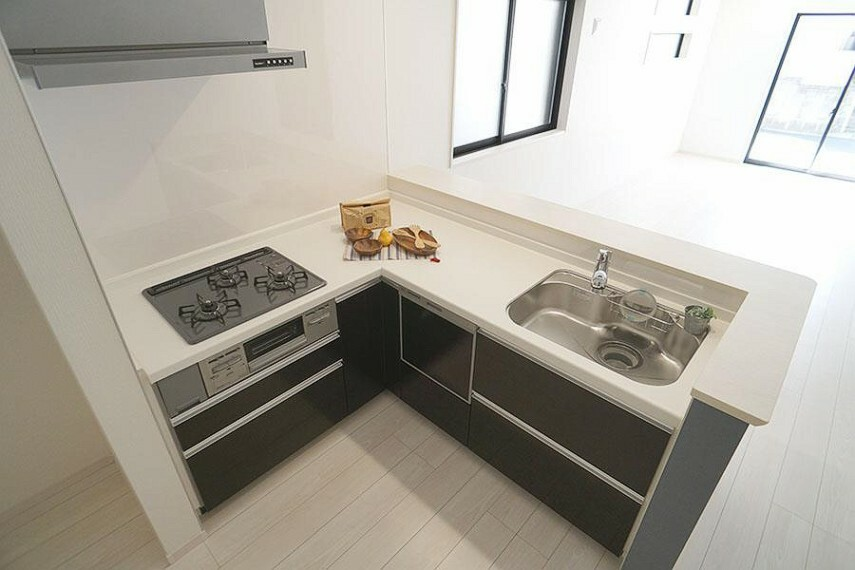 キッチン ~kitchen~  お料理を効率的に、楽しく!システムキッチン
