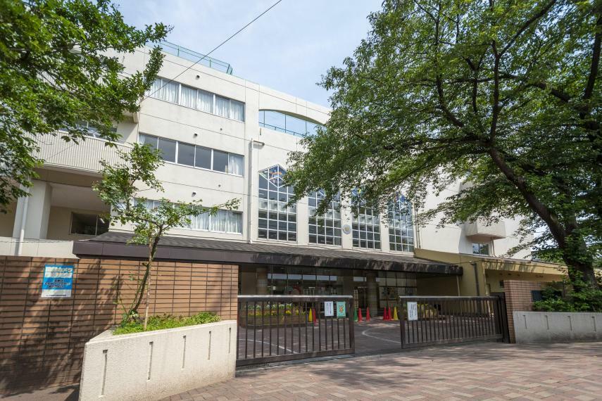 中学校 杉並区立宮前中学校
