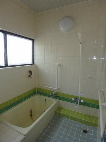 専用部・室内写真 浴室