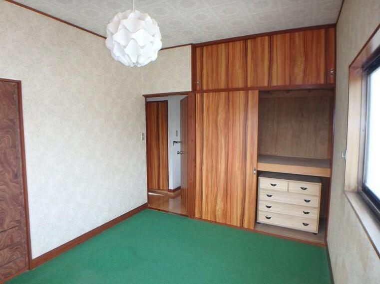 専用部・室内写真 2階 6帖洋室その2