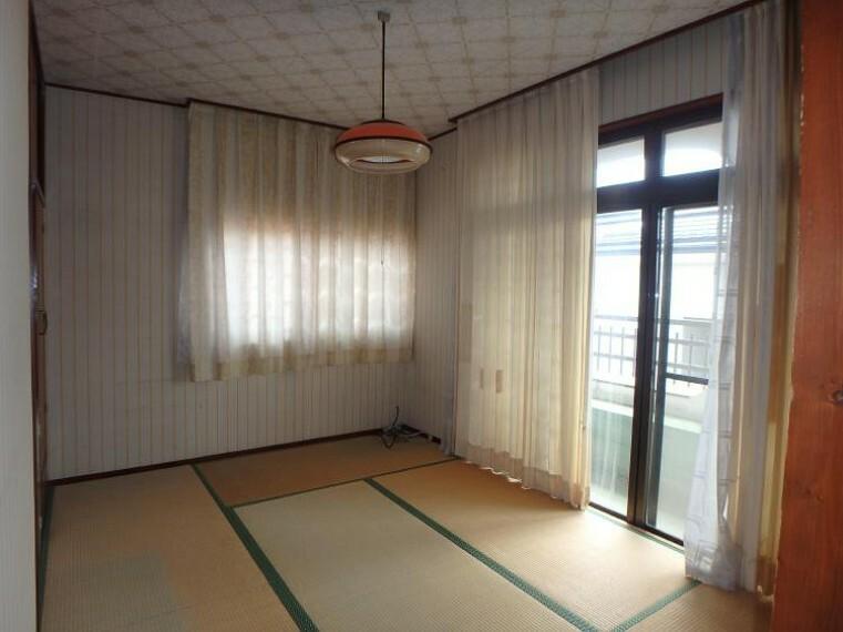 専用部・室内写真 2階南側和室6帖