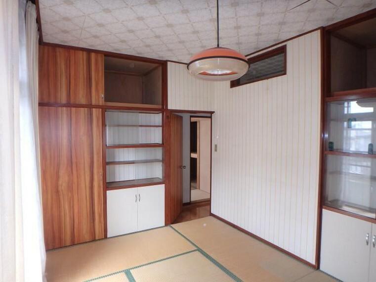 専用部・室内写真 2階南側和室6帖その2