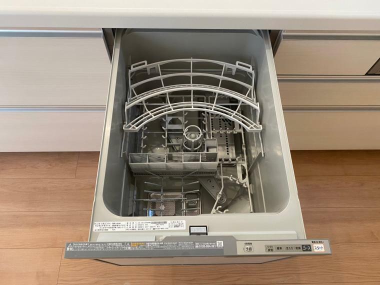 キッチン ママの家事がはかどる食洗機付き
