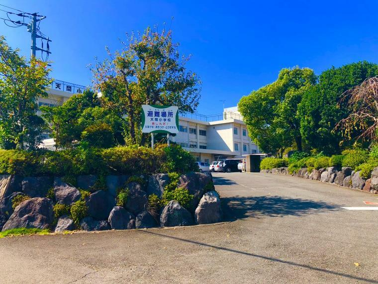 小学校 天間小学校 静岡県富士市天間50
