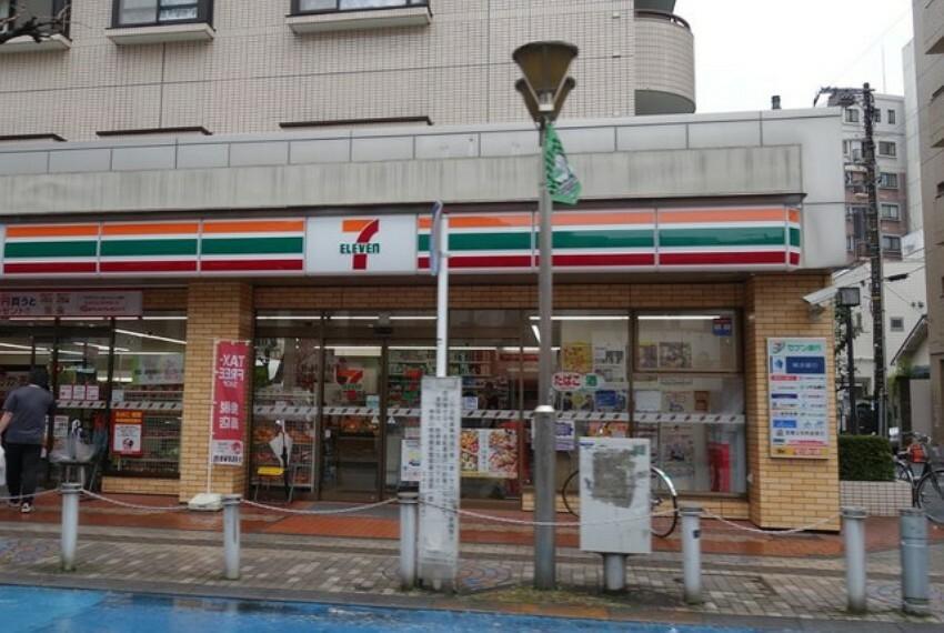 コンビニ セブンイレブン相模原5丁目店