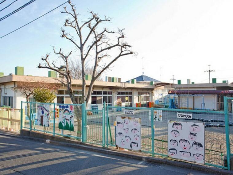 幼稚園・保育園 川崎市立生田保育園 距離約290m