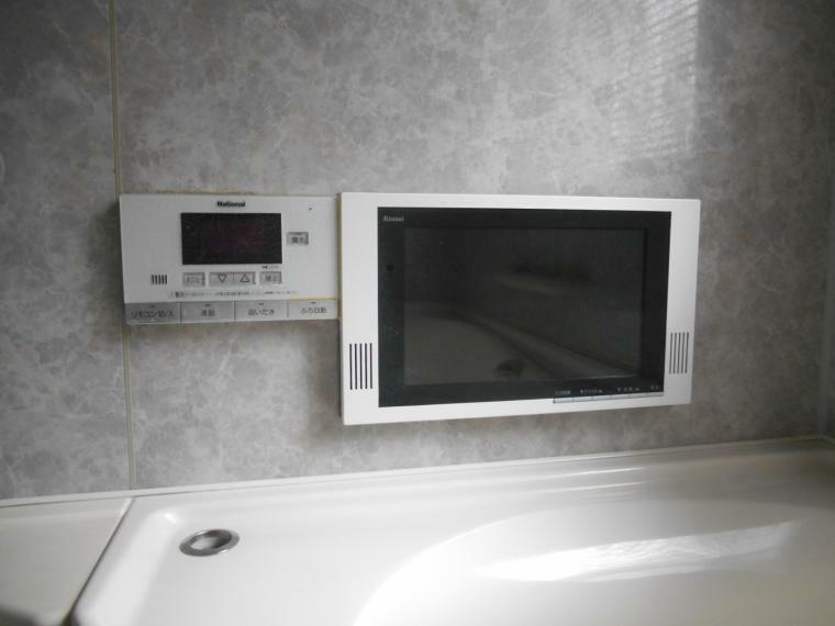 浴室 TV付