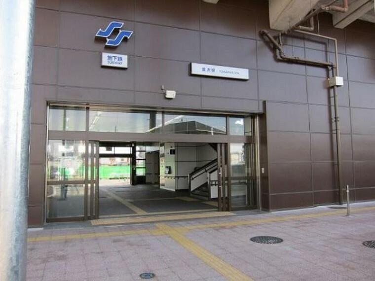 地下鉄南北線「富沢」駅まで徒歩10分(736m)