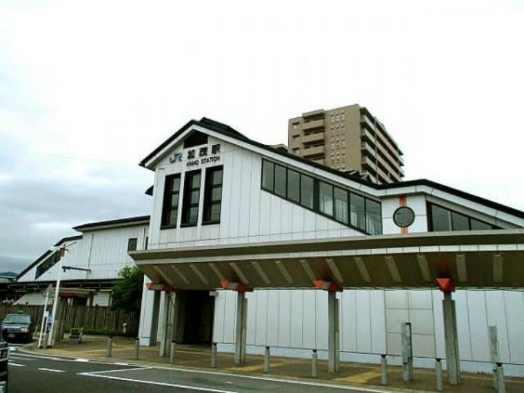 JR関西本線「加茂駅」がご利用頂けます