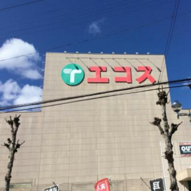 スーパー 【スーパー】エコス境SC店まで922m