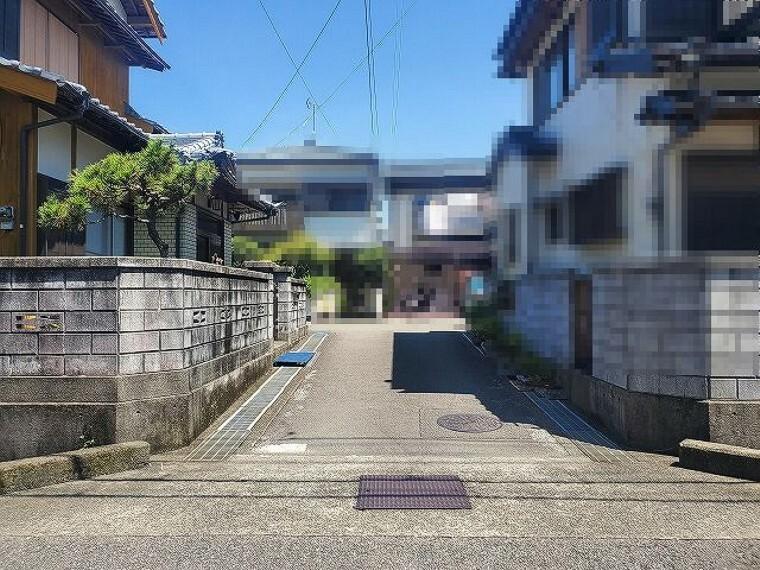 現況写真 東接道 南→北
