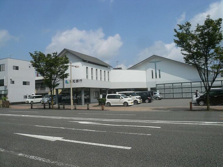 銀行 【銀行】高知銀行 竹島支店まで829m