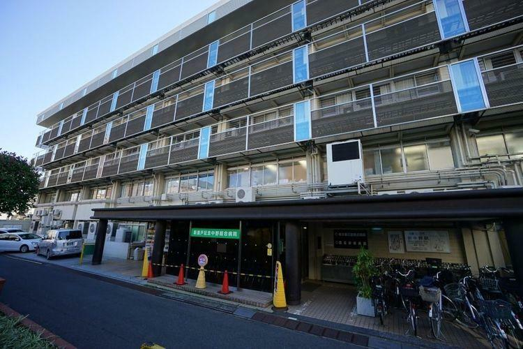 病院 東京医療生活協同組合新渡戸記念中野総合病院 徒歩15分。