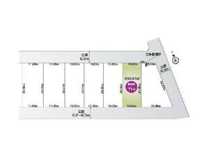 館林市岡野町 F区画ファイブイズホームの新築物件