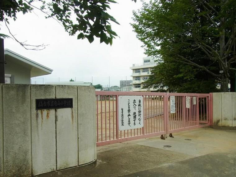 小学校 仙台市立向山小学校まで1000m(徒歩15分)