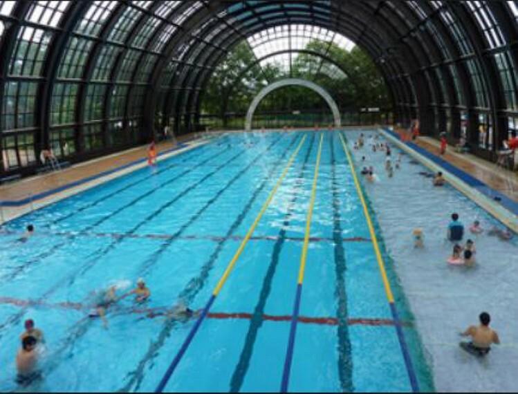【プール】牛久運動公園プールまで3682m