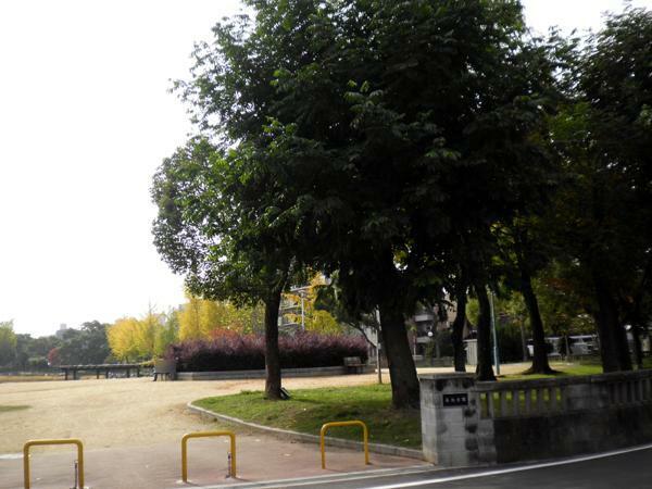 公園 長池公園 大阪府大阪市阿倍野区長池町14