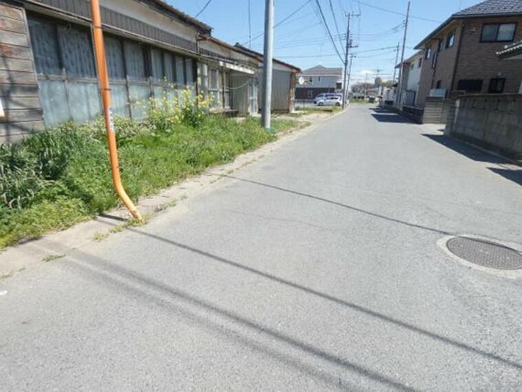 現況写真 JR両毛線「栃木」駅をご利用いただけます。