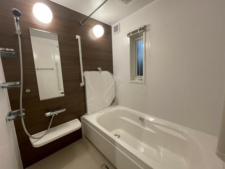 浴室 B区画浴室(2021年5月撮影)