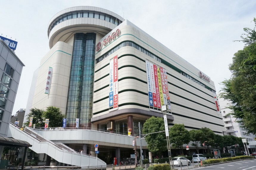 ショッピングセンター そごう大宮店 10:00~20:00