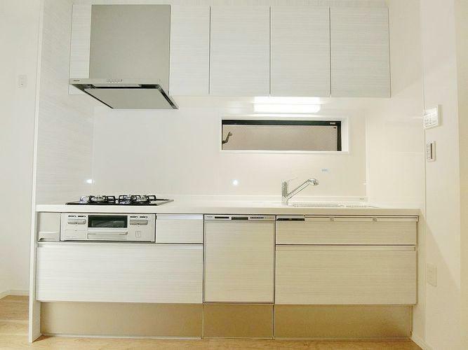 キッチン 食洗器付のシステムキッチン