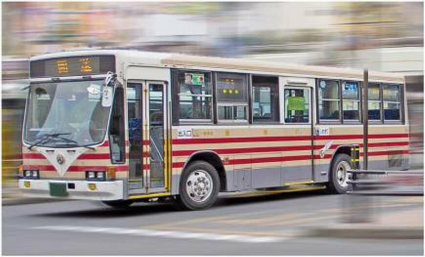 現地~関東自動車バス「地蔵前」停まで徒歩5分(区画1を基点)