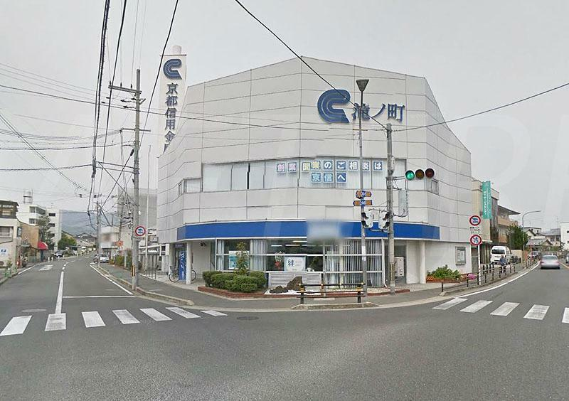 銀行 京都信用金庫滝ノ町支店