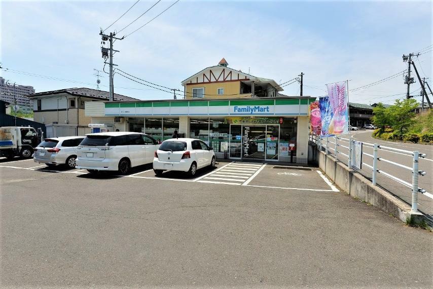 コンビニ ファミリーマート タウン蓬莱店