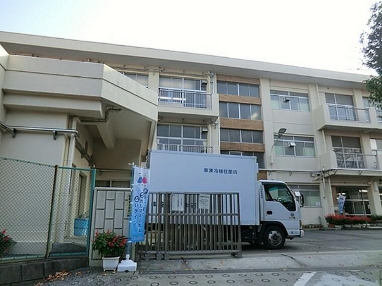 小学校 横浜市立相武山小学校