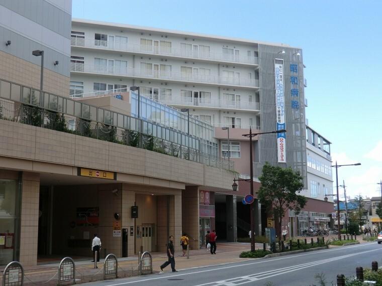 病院 【総合病院】昭和病院まで2405m