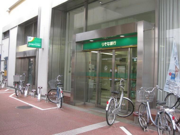 銀行 【銀行】りそな銀行 塚口支店まで946m